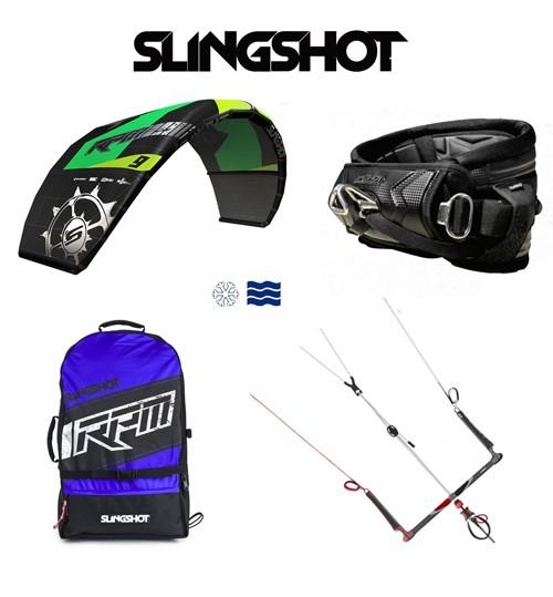 КайтКомплект Slingshot RPM + Планка + Трапеция