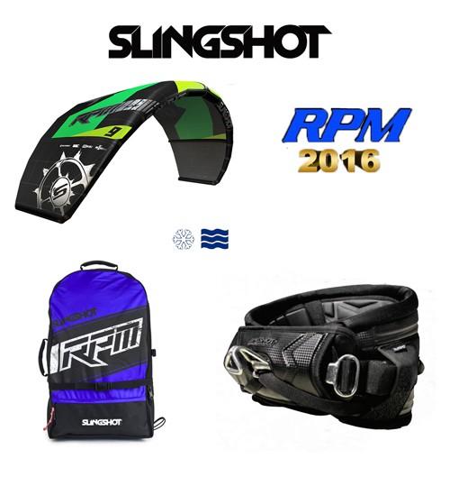 КайтКомплект Slingshot RPM + Трапеция
