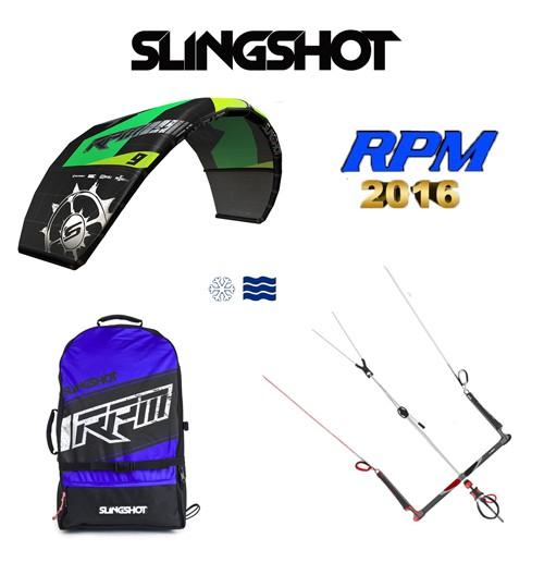 КайтКомплект Slingshot RPM + Планка